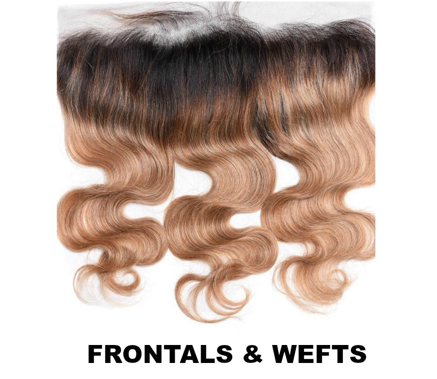 FRONTALS AND WEFTS LEE